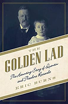 The Golden Lad by [Eric Burns]