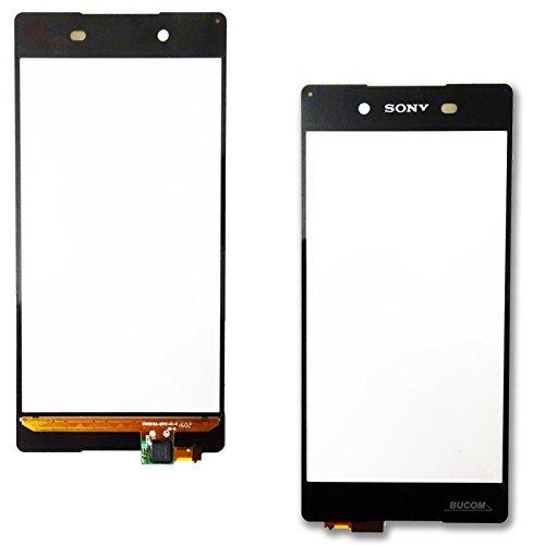 Display Front Glas für Sony Xperia Z4 Z3 Plus LCD Scheibe Z3+ Touch Screen Digitizer E6553 schwarz