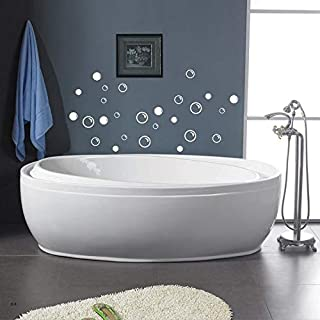 Soap Foam Bathroom Wall Decals Bath time Stickers Baby Room Home Design