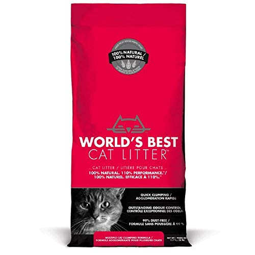 World's Best Cat Litter, extra stark 6,35 Kg