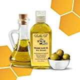 BELLA B Organic Olive Oil 4.5 oz - Pregnancy Stretch Mark Prevention Oil - Made with Organic Olive Oil - Maintains Skin Elasticity to Reduce Scars and Stretch Marks - Use Daily for Healthy Skin