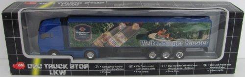 Weltenburger Kloster - MAN TG - Sattelzug - Dickie DDC Truck Stop