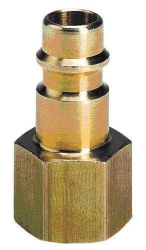 Original Einhell Gewindestecknippel R1/4 Zoll Innengewinde (Kompressoren-Zubehör)