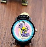 Anime periféricos Pokemon reloj versión coreana de Pokemon reloj grande creativo masculino y femenino regalo de cumpleaños