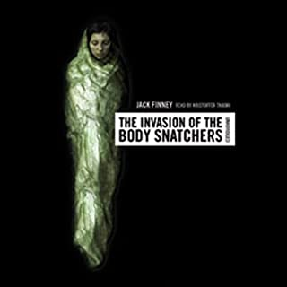 The Invasion of the Body Snatchers audiobook cover art