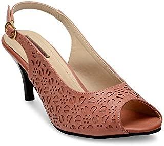 Flat n Heels Women Heeled Slipon