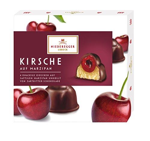 Niederegger Marzipan Pralinés 'Kirsche', 2er Pack (2x 108 g)