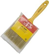 Wooster Brush Q3108-4 Paintbrush Softip, 4-Inch, White