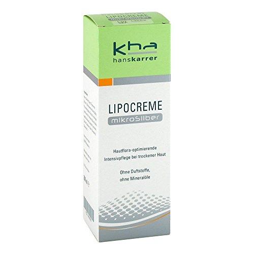 Hans Karrer Lipocreme MikroSilber, 200 ml