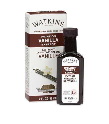 Watkins Imitation Vanilla Extract, 2 Ounces