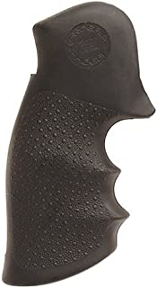 Hogue 66000 Rubber Grip for Taurus, Medium/Large Frame Square Butt