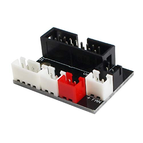 YUYAN D6 V1.2 Adapter Extend Inter Board Expansion Module 3D Printer Parts for WanHao I3Plus MK2/D9/D6 Plus