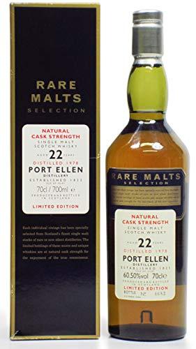 Port Ellen (silent) - Rare Malts - 1978 22 year old Whisky
