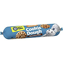 Pillsbury Chocolate Chip Cookie Dough, Value Size, 30 oz