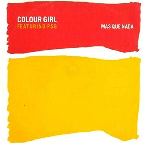 Colour Girl feat. MC PSG
