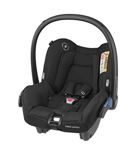 Bébé confort Cosi Citi Siège Auto Bébé Groupe 0+ Dos à Route Naissance à 12 Mois Essential Black 0 à 13 kg