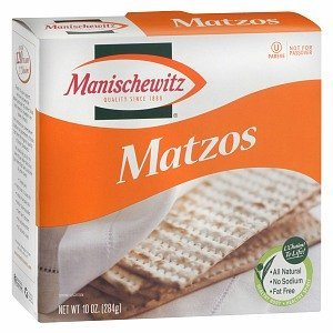 Price reduction Manischewitz Matzos 10-ounce Pack NEW by 10 of