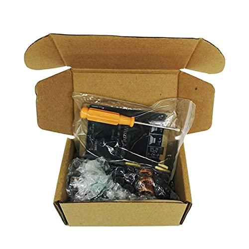 200W HiFi Bluetooth 5.0 Amplificador TPA3116, 2 Canales 100W + 100W AUX...