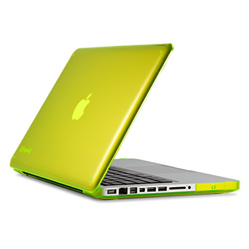 Speck SeeThru - Carcasa para Apple MacBook Pro 13', Color Amarillo