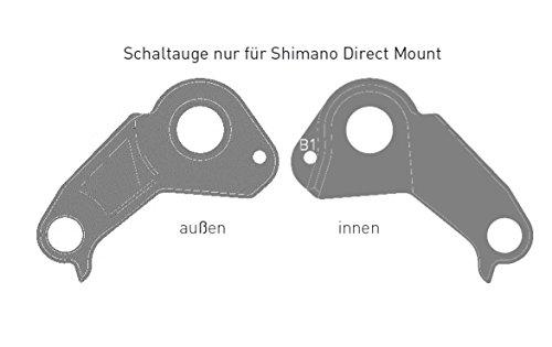 Ghost Schaltauge GHM09-022 für Shimano Direct Mount FRHG0022