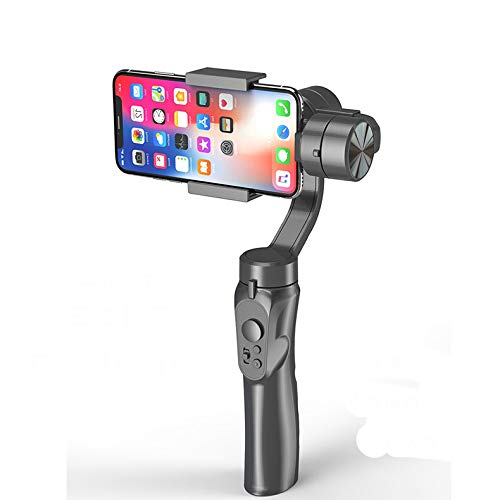 Upgraded Three-axis Handheld stabilizer H4 Mobile Phone Intelligent Anti-Shake PTZ Outdoor Live Mobile Phone Video stabilizer