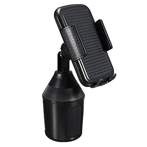 USNASLM Soporte universal ajustable del coche del sostenedor de la taza del coche de los teléfonos celulares del sostenedor del soporte del