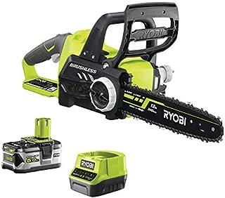 Ryobi RCS1830-150 18V ONE+ Cordless Brushless 30cm Chainsaw Kit (1 x 5.0Ah)