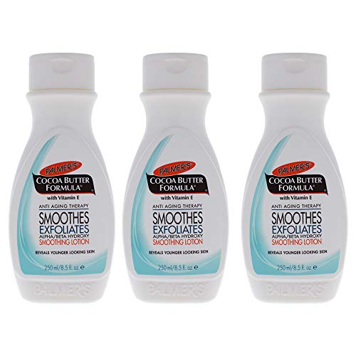 palmers anti aging creams Palmers Cocoa Butter Lotion 8.5 Ounce Anti-Aging Smoothing (251ml) (3 Pack)