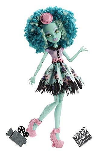 MATTEL Monster High Star del Cinema soggetto 1 BLW92 BLW94 (11/2013) TV