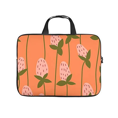 Art Effect Fruit Strawberry 3D Print Laptop Bag Protective Case Waterproof Neoprene Laptop Case Notebook Sleeve Case for Boyfriend Girlfriend