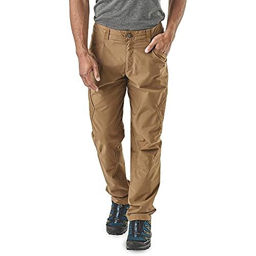 Patagonia M's Venga Rock Pants Herrenhose, Sportlich, 83082, Grün, 83082 28W Regulär