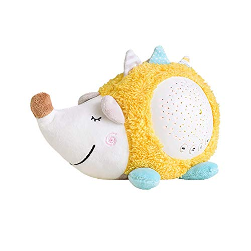 HNLSKJ Baby Sleep Shootes, Starlight Starlight Nightlight Toy Proyector-3 Modos de proyección Toy Sleep Aid Night Light Conveniente for Desmontar y Limpiar la batería ggsm