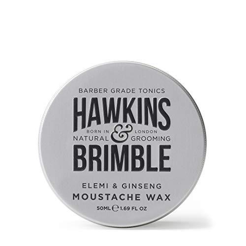 Hawkins und Brimble Moustache Wax - Bartwachs 50m