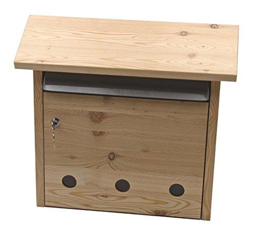 colourliving -  Briefkasten aus Holz