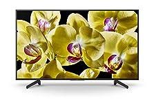 Sony KD-49XG8096 Bravia 49 Zoll (123,2cm) Fernseher (Ultra HD, 4K HDR, Android Smart TV, Chromecast) schwarz©Amazon
