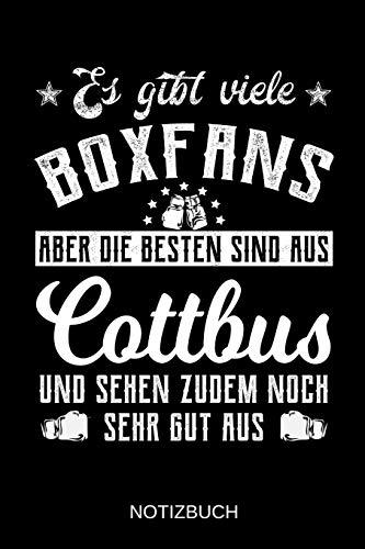 Es gibt viele Boxfans aber die besten sind aus Cottbus und sehen zudem noch sehr gut aus: A5 Notizbuch | Liniert 120 Seiten | Geschenk/Geschenkidee ... | Ostern | Vatertag | Muttertag | Namenstag