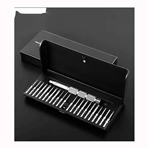 Conjunto de herramientas de mano 23 En 1 Destornillador De Precisión Multifunción Conjunto Sceer Tornillo Magnético Bits Electrónica Teléfono Celular Reparación Herramienta Destornillador Juego Herram