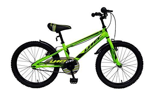 Ümit Bicicleta 20' XT20, Juventud Unisex, Verde, Mediano