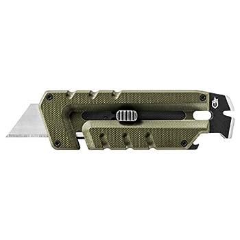 Gerber Gear 31-003743 Prybrid Utility Pocket Knife with Prybar Green