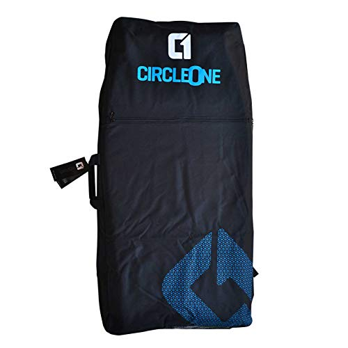 Circle One Bodyboard-Reisetasche (Rucksack) – für bis zu 3 Boards, blau