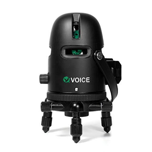 VOICE レーザー墨出し器 フルライングリーンレーザー Model-G8 メーカー1年保証 フルライン照射モデル アプ...