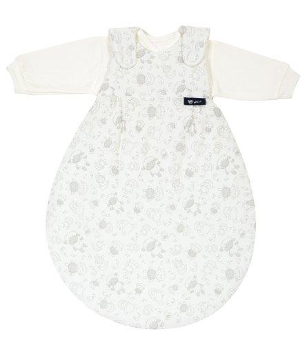 """Alvi Alvi 423503376 Baby Mäxchen, 3 - teilig, """"Schäfchen"""", beige, Gr.50/56"""