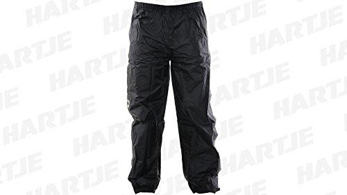 Hock Regenbekleidung Rain Pants-Zipp Regenhose, 12202, Schwarz, 175 cm
