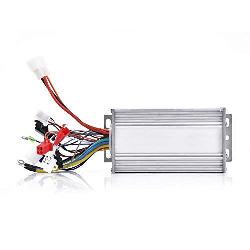 Learn More About VGEBY Speed Controller 48V 500W Motor Speed Control Box Brushless Motor Sine Controller for Electric Bicycle Scooter