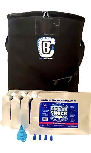 Fermentation Cooler 2.0 version for Home Brewing, Full Bundle