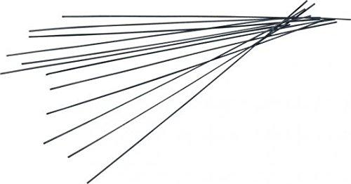 Triuso, lama per sega da traforo, misura 4, taglio medio, per metallo, da 130 mm