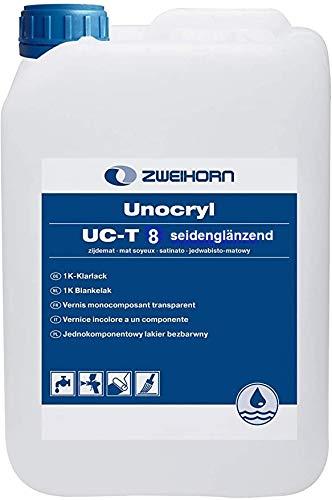 Zweihorn Unocryl 1K Wasser-Treppenlack UC-T 8 (5 Liter)