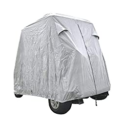Summates Golf Cart Cover