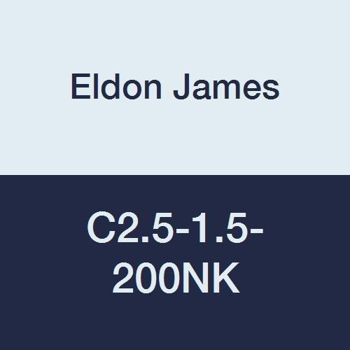 Eldon Direct sale of manufacturer James C2.5-1.5-200NK Natural Kynar 5 Our shop OFFers the best service 32 Reduction Coupler