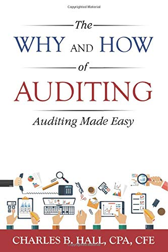 Compare Textbook Prices for The Why And How Of Auditing: Auditing Made Easy  ISBN 9780578519739 by Hall, Charles B.